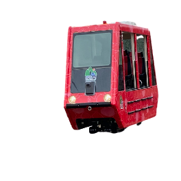 SMART MONORAIL Mountain type (eight-seater high-type)