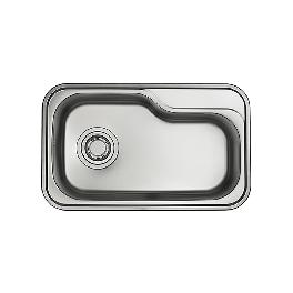 Jumbo Stainless Kitchen Sink Bowl (RS 840)