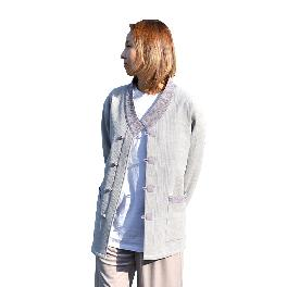 24006 unisex narrow quilting top