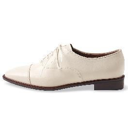 Classic Loafer_1001 ivory shoes