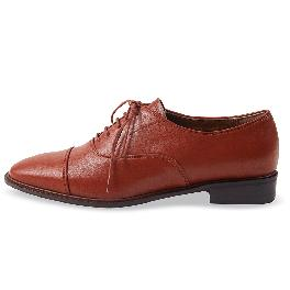 Classic Loafer_1001 brown shoes