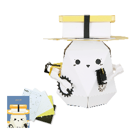 TAMA [Robotry Moving Paper Toy The Master of Egg Sushi]