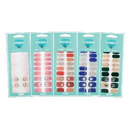 GELLIKE DIA PARTS GEL NAIL STICKER