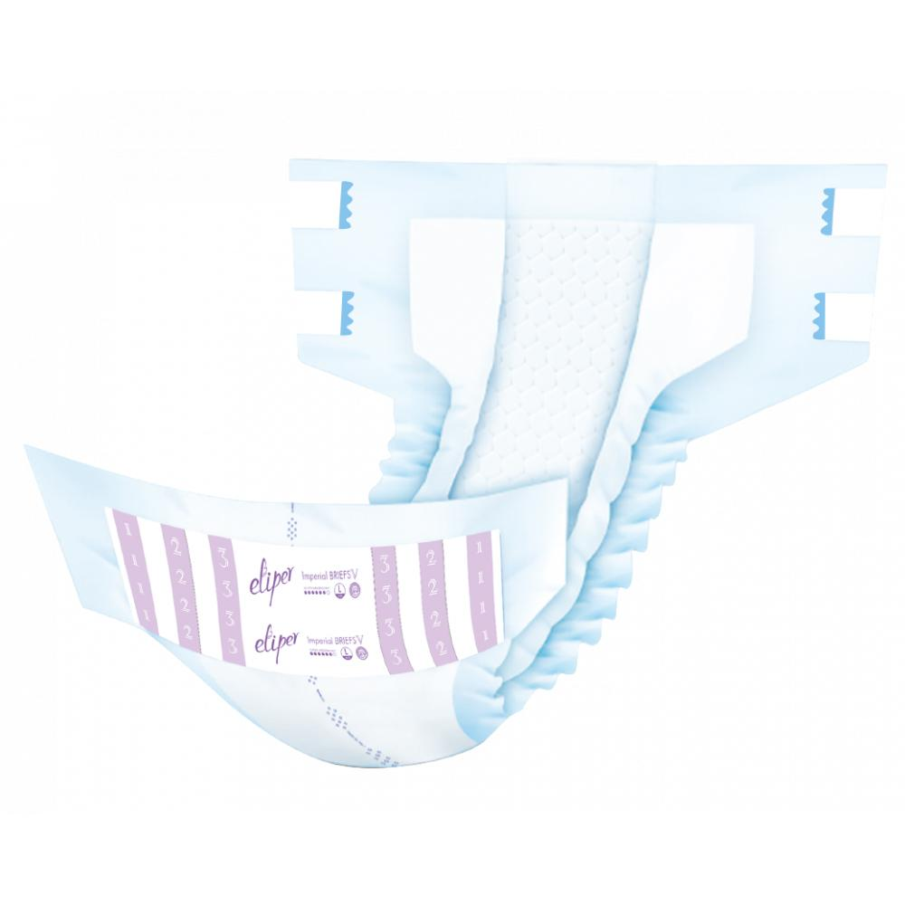 ELIPER S - Diapers for Adults