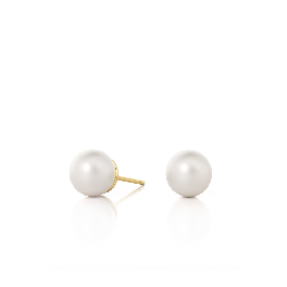 1 I N G X Swarovski Pearl Earrings