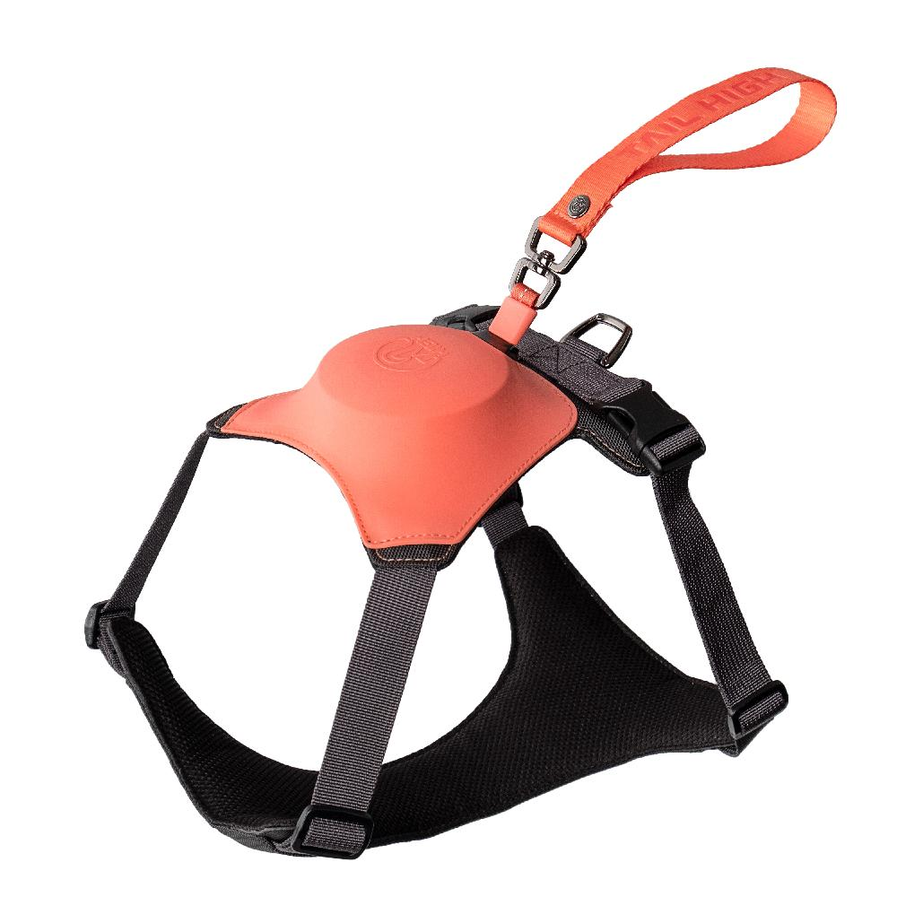 TailHigh Hybrid Dog Harness SunsetPink S,M,L