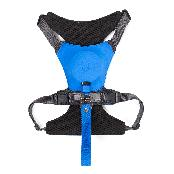 TailHigh Hybrid Dog Harness HimalayanBlue S,M,L