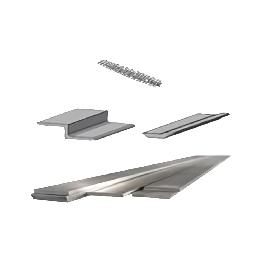 Aluminium Extrusion Material Extruded into Core Aviation Billet for Aeronautical Structure