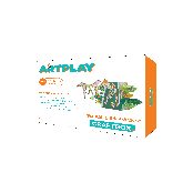 KIDSARTPLAY CRAFTBOX FLEXIBLE BALANCING