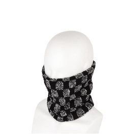 PAMPAS Unisex Winter Checked Smooth Knitted Neck Warmer (Various Colors)
