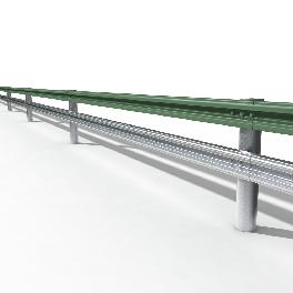 Box-Beam Guardrail