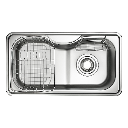Stainless Kitchen Sink (VS 870)