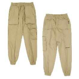 M Denim Cargo-Jogger Pants