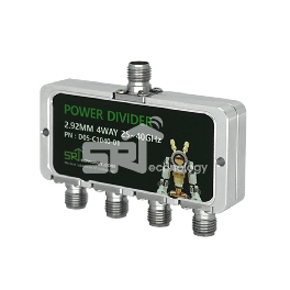 Power Divider 2.92mm 4Way 25GHz~40GHz