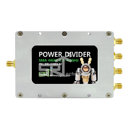 Power Divider, SMA 4Way 0.7~4.0GHz
