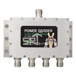 Power Divider N 4Way 824MHz~2,655GHz