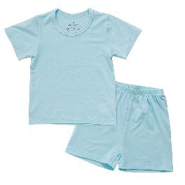 Short Sleeve Modal Pajamas (cool mint)