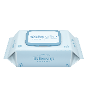 Bebesup Sensitive 80Cap, wet tissue
