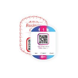NFC/QR smart name card