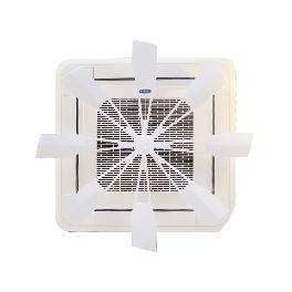 Air circulation fan with system airconditioner. Non powered  'Cosmos Fan'